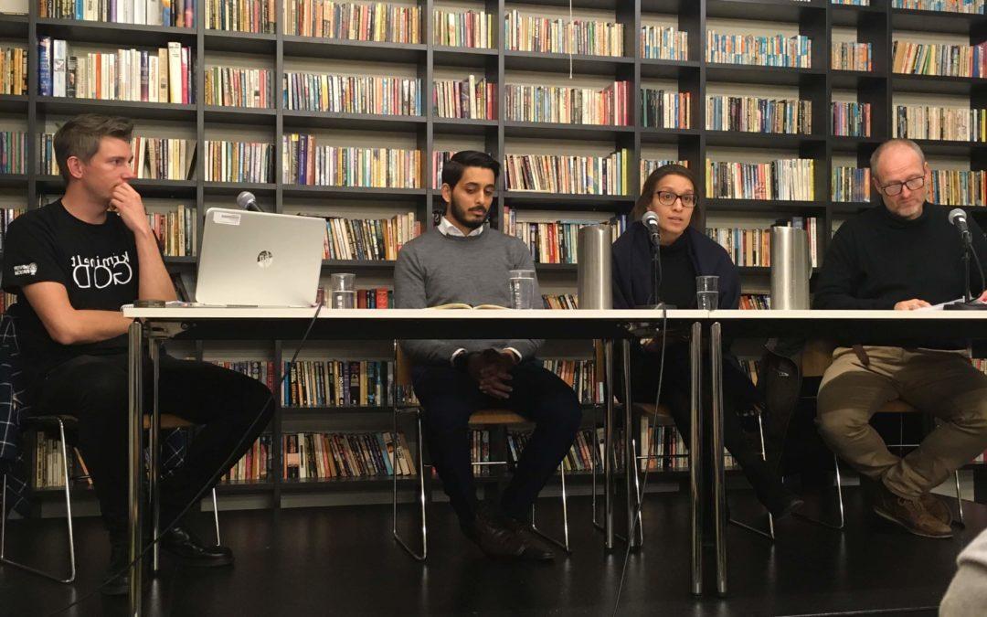Debatt om utlendinger i norske fengsler