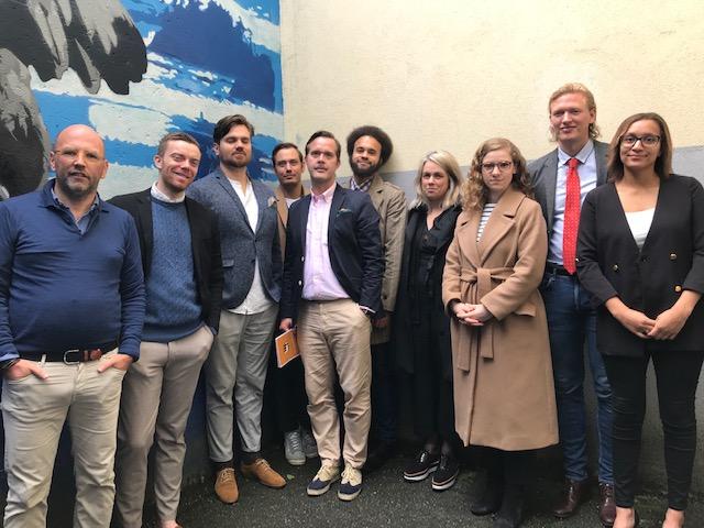 SMCO besøkte Stavanger fengsel